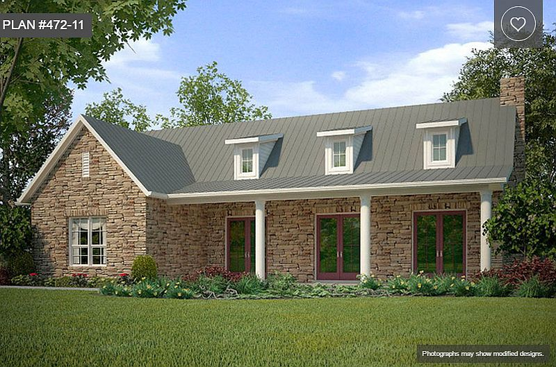 T Shaped House Plans - Following The Sun - Houz Buzz