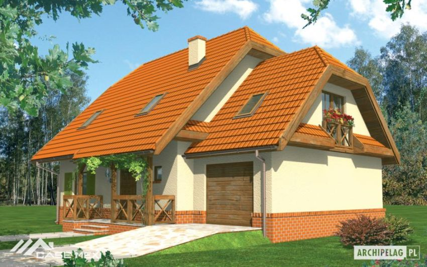 case pe structura metalica steel framing houses 3