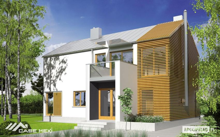 case pe structura metalica steel framing houses 5