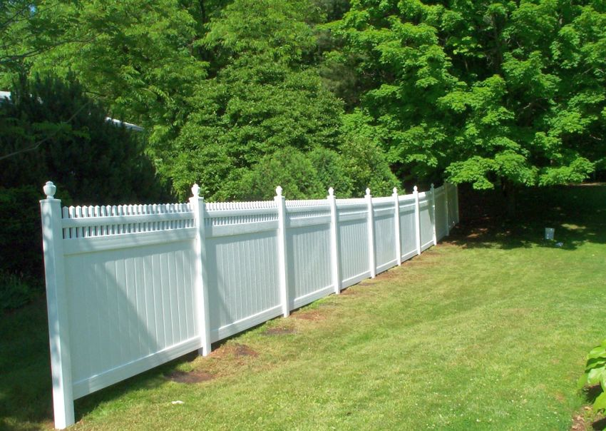 Pvc fencing solutions practical aesthetics houz buzz - Pvc fencing solutions ...