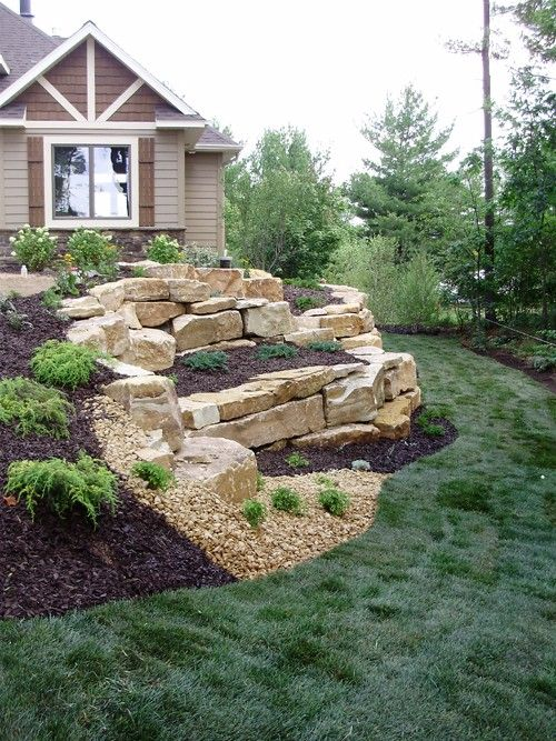 superb mountain garden landscaping ideas  houz buzz, Landscaping