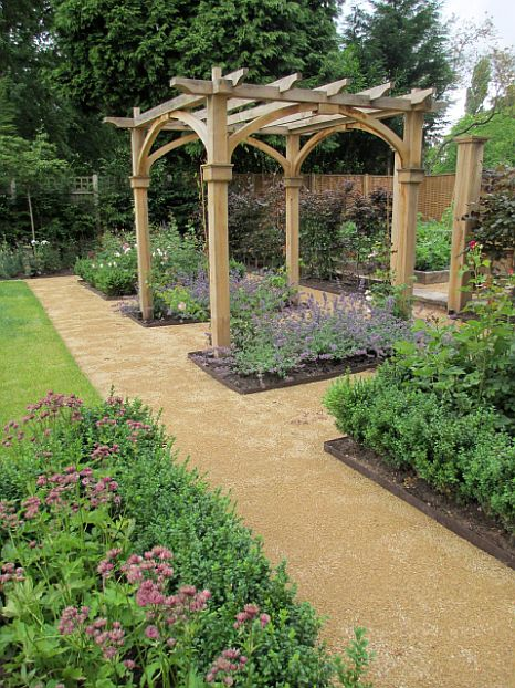 Ideas for Garden Arches 2016
