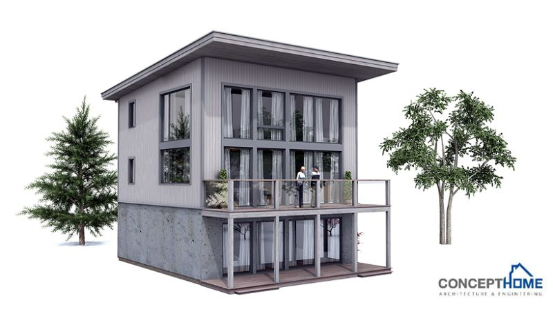 Houses for small plots of land comfort knows no limits houz buzz - Houses for small plots of land ...