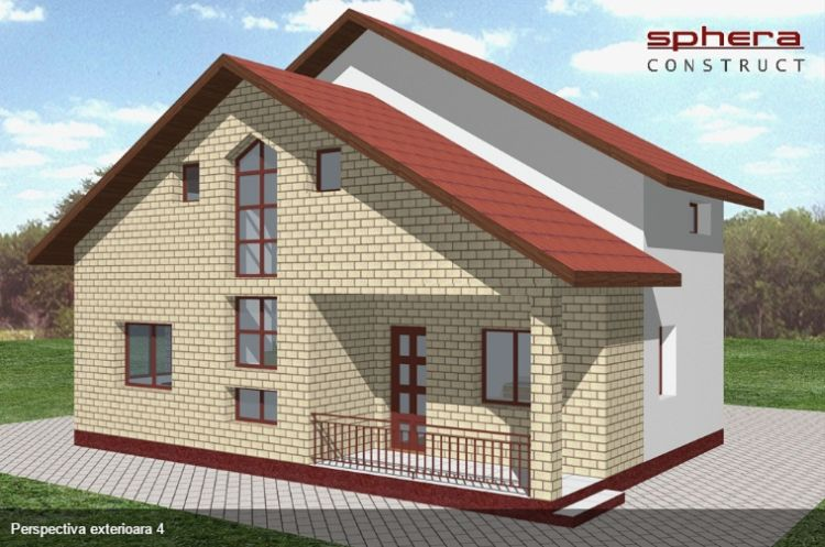 proiecte de case cu un etaj two story house plans 16