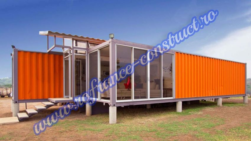 Case construite din containere preturi container homes 11