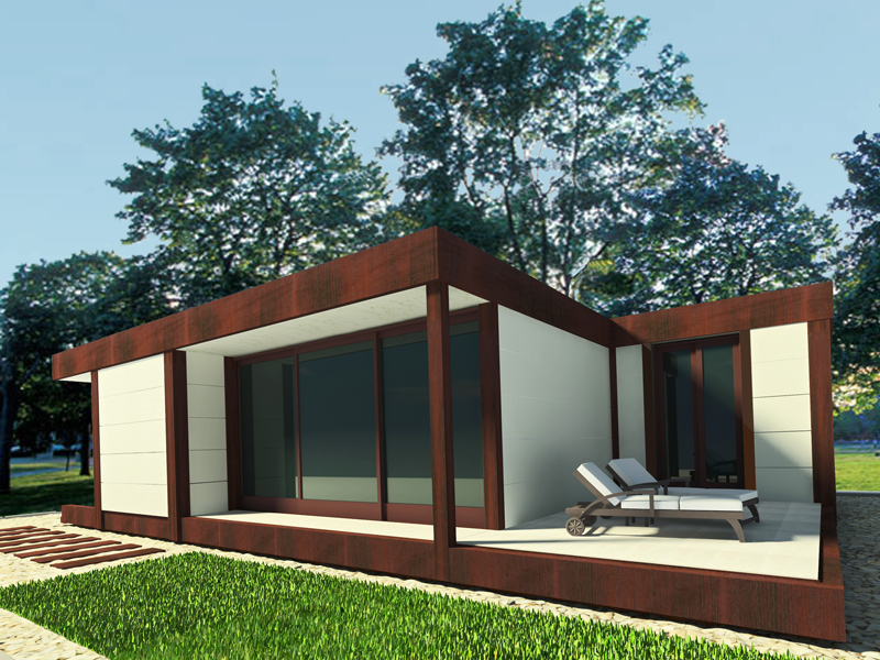 Case construite din containere preturi container homes 5