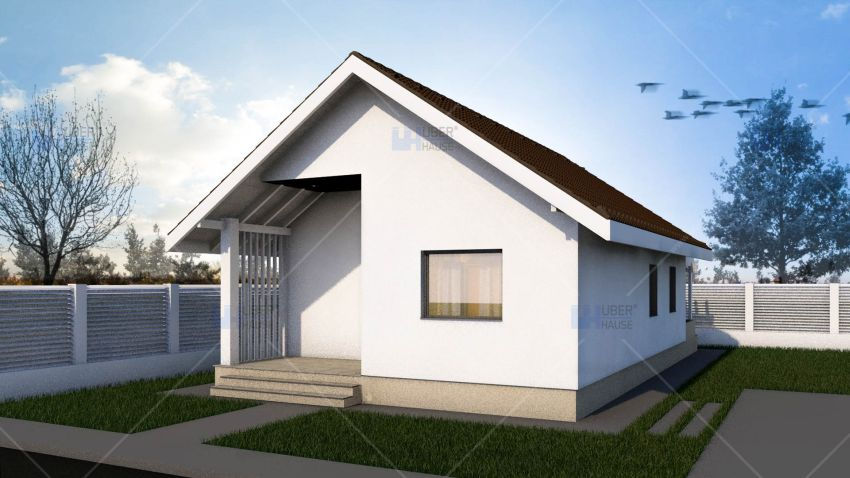 case cu doua camere two room house plans 10