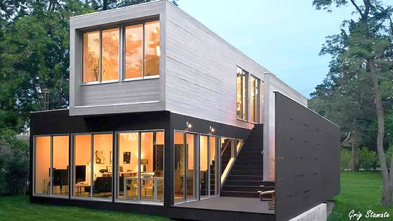 Container Homes Unassuming Efficiency Houz Buzz