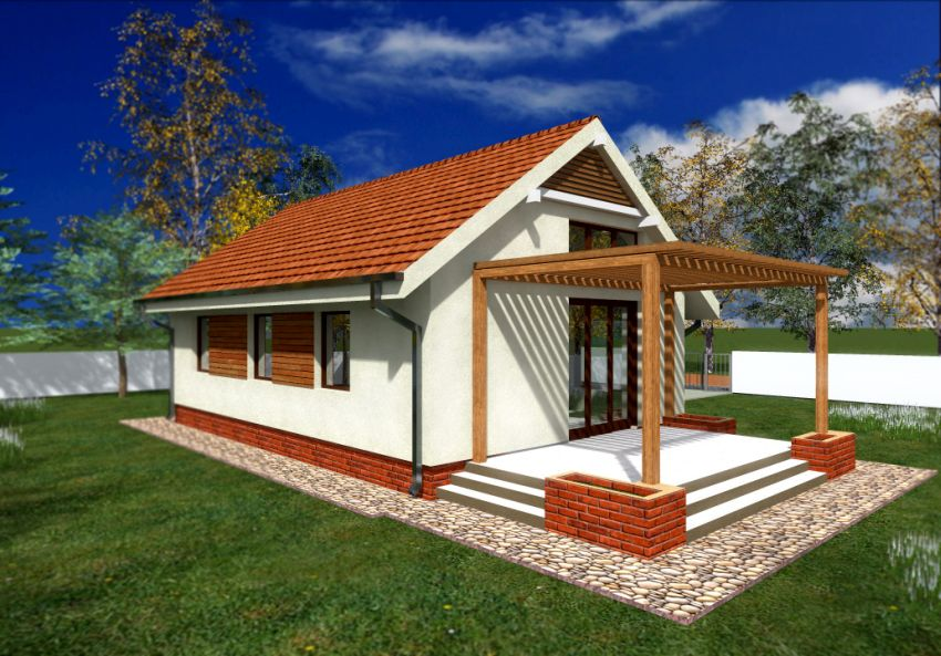 case mici de 60 de mp 60 square meter house plans 2
