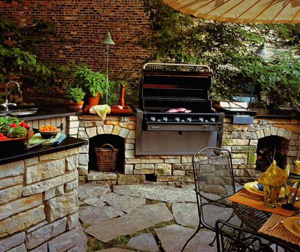 15 splendid garden kitchen ideas - Garden Kitchen