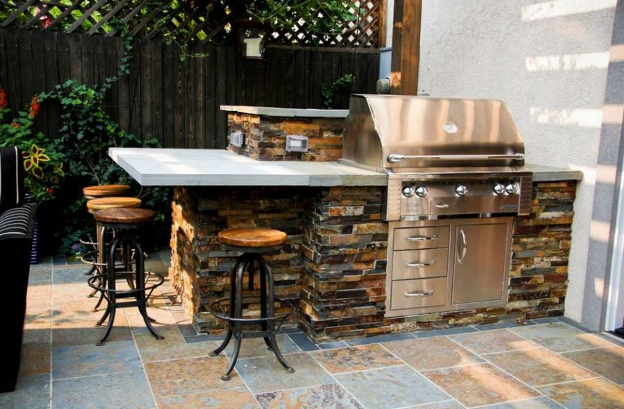 15 Splendid Garden Kitchen Ideas Houz Buzz