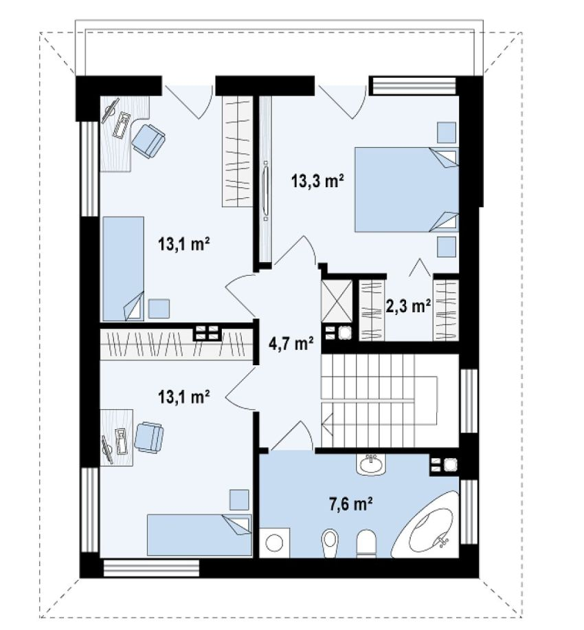 modele de case cu open space open floor house plans 4