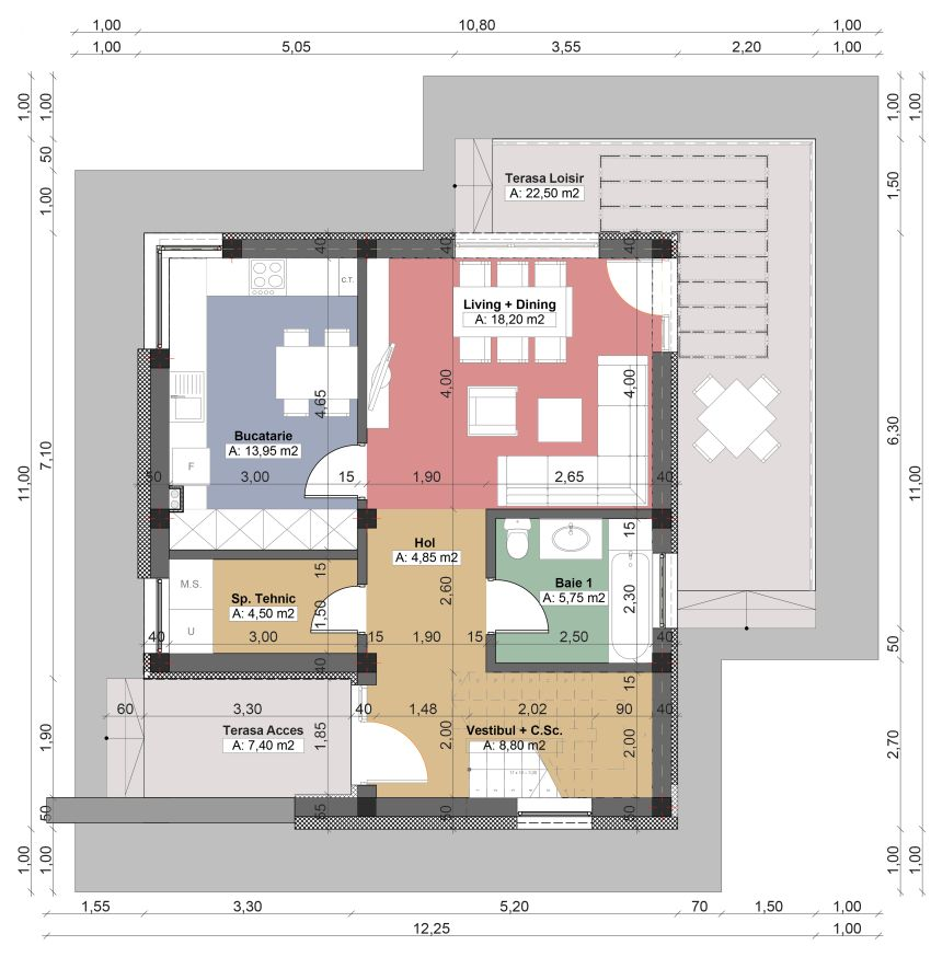 Two story houses under 150 square meters houz buzz for 150 square meters house floor plan