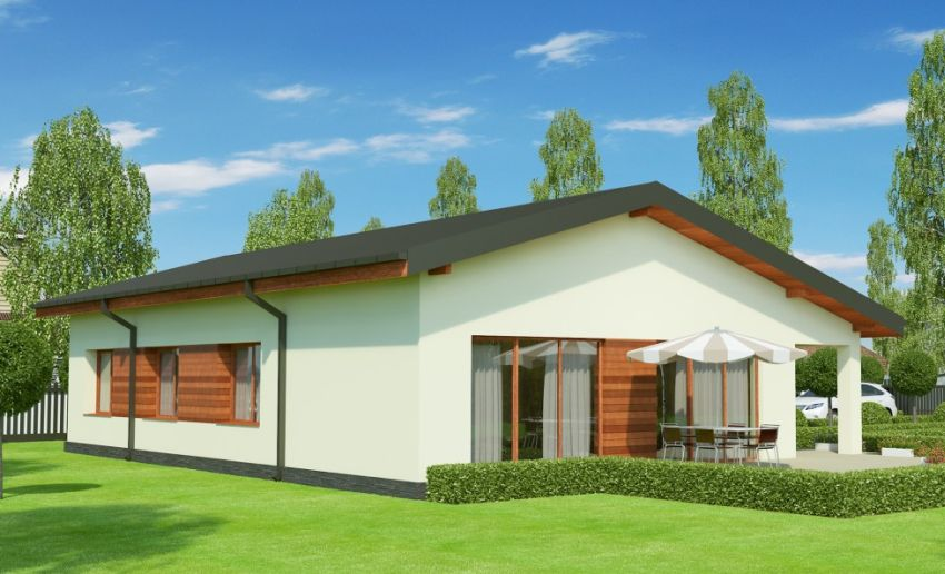 proiecte de case cu parter si 3 dormitoare 3 bedroom single level house plans 3