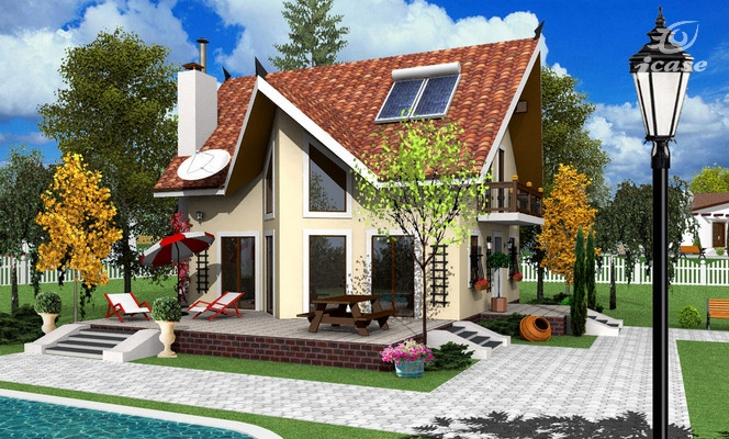 House plans under 160 square meters