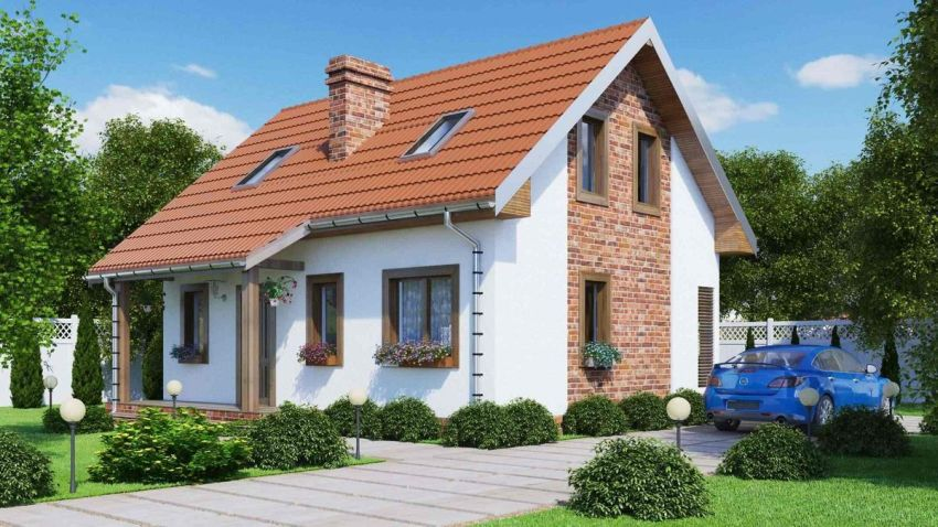proiecte de case intre 100 si 160 de mp House plans under 160 square meters 11