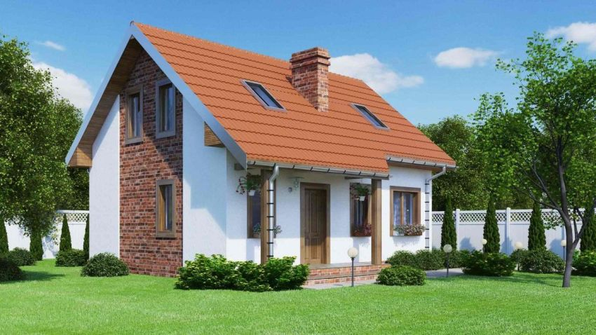 proiecte de case intre 100 si 160 de mp House plans under 160 square meters 12