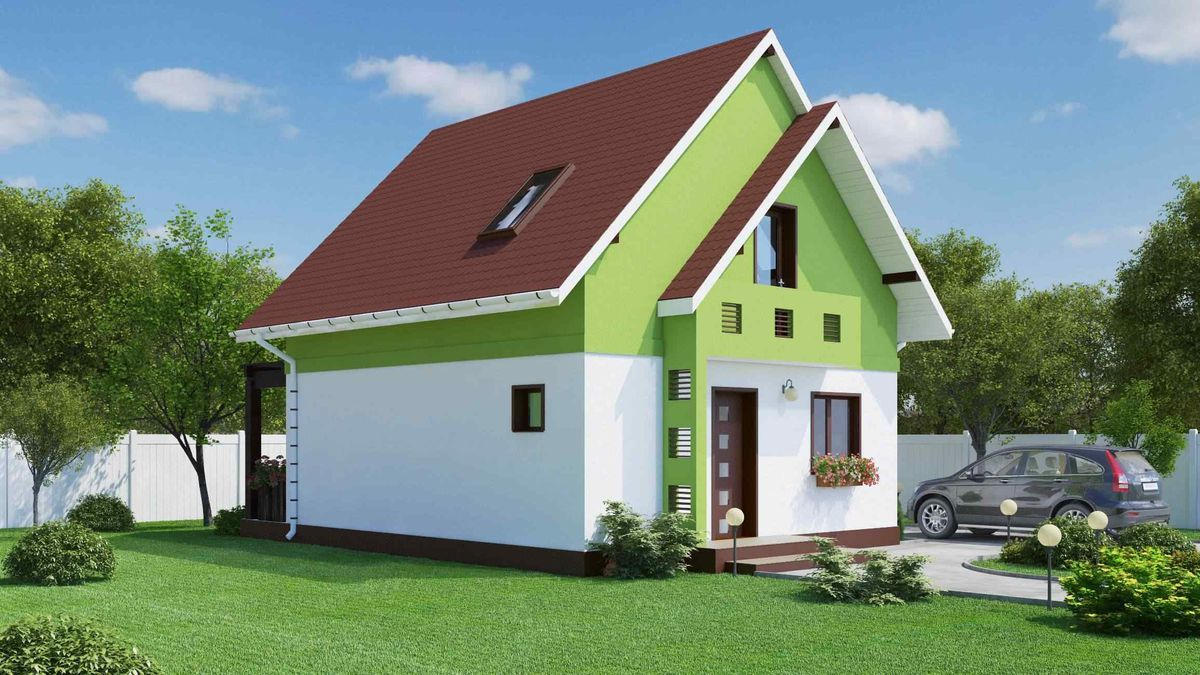 casa si gradina pe 300 de mp House and garden on 300 square meters 10