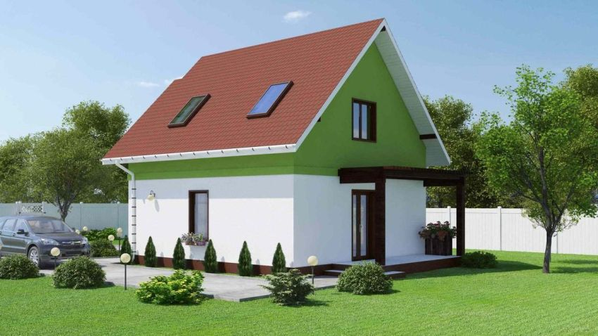 casa si gradina pe 300 de mp House and garden on 300 square meters 11