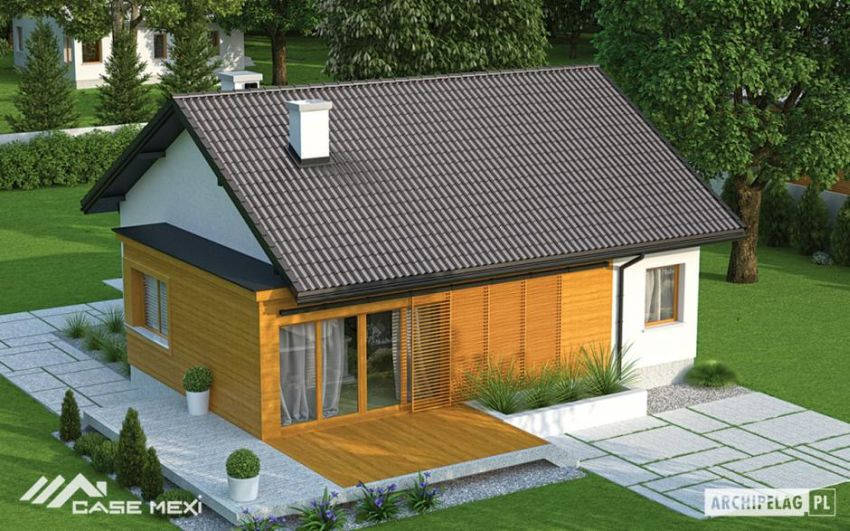casa si gradina pe 300 de mp House and garden on 300 square meters 2