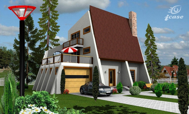 Three story house plans