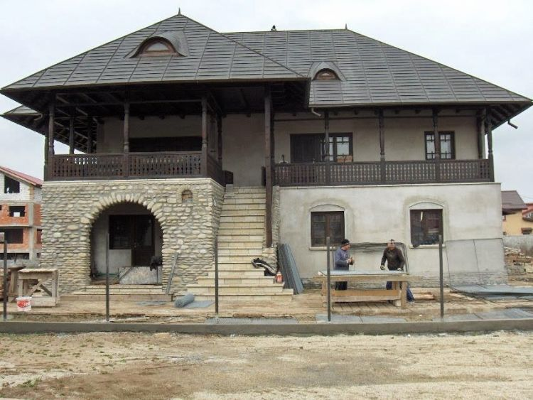 case traditionale romanesti romanian traditional houses 4
