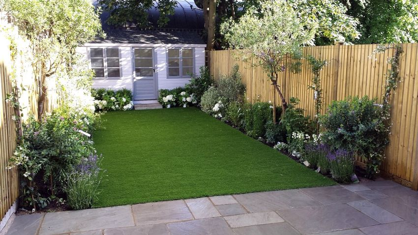 Decorating a 200 square meter garden houz buzz for Square garden design