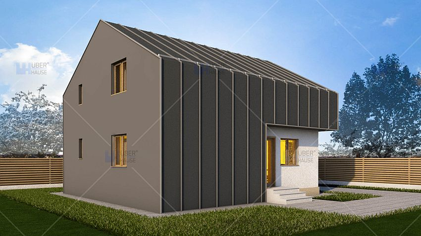 House With Attic house plans with attic under 120 square meters - houz buzz
