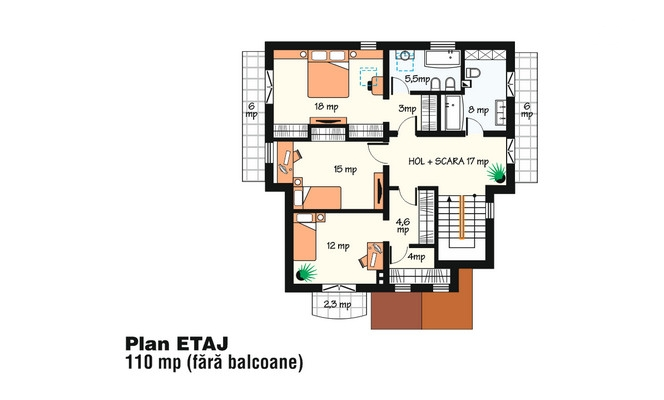 Superb ... Case Frumoase Beautiful House Plans 4