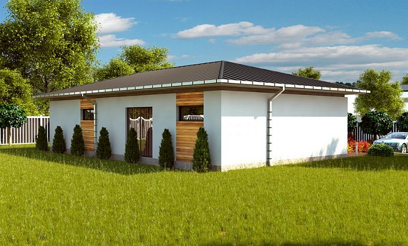 case mici cu doua dormitoare Small two bedroom house plans 7