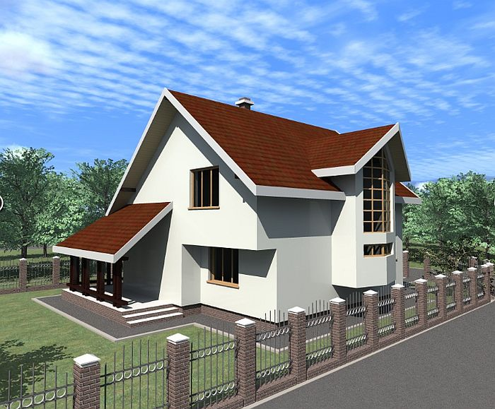 cheap three bedroom house plans houz buzz 10007 | proiecte de case economice cu 3 dormitoare cheap three bedroom house plans 10