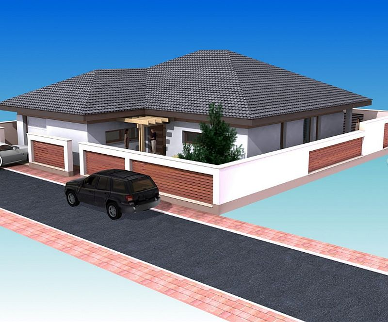 Cheap Three Bedroom House Plans Houz Buzz
