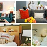 how to match colors in your living and bedroom