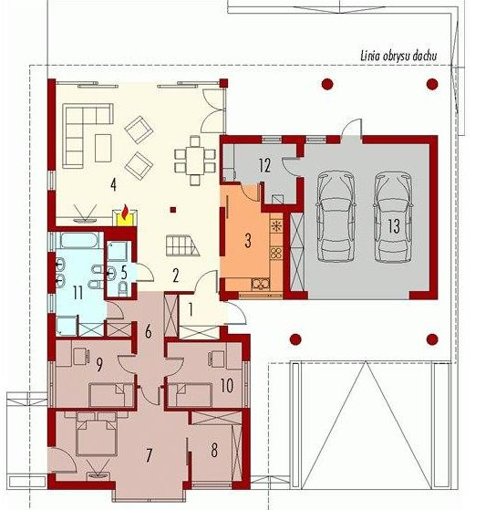 low house plans
