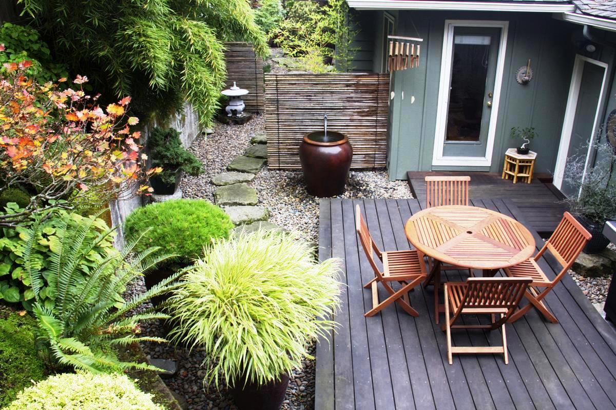 Small Garden Design Ideas A Few Rules And Suggestions