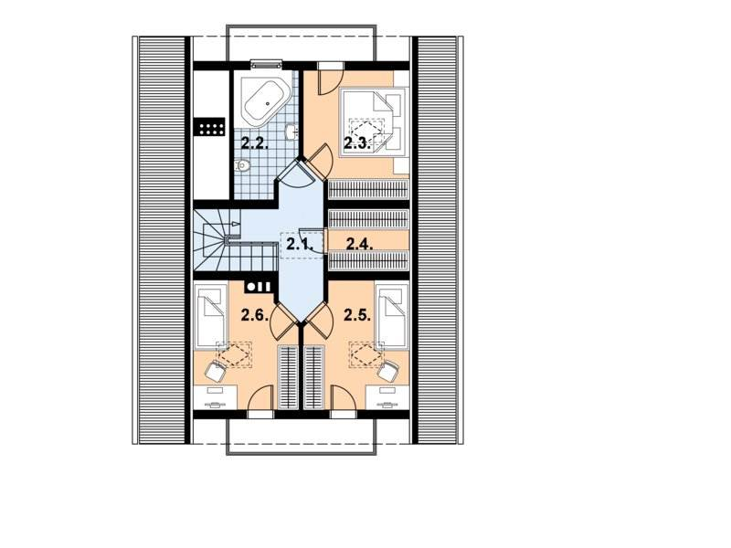 house plans with enclosed kitchen