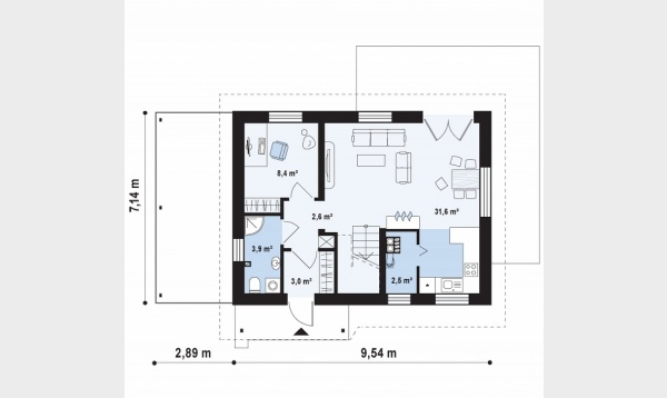 small house plans with lofts