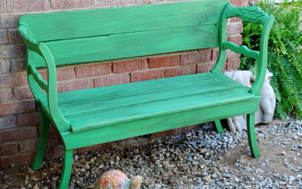 garden bench ideas
