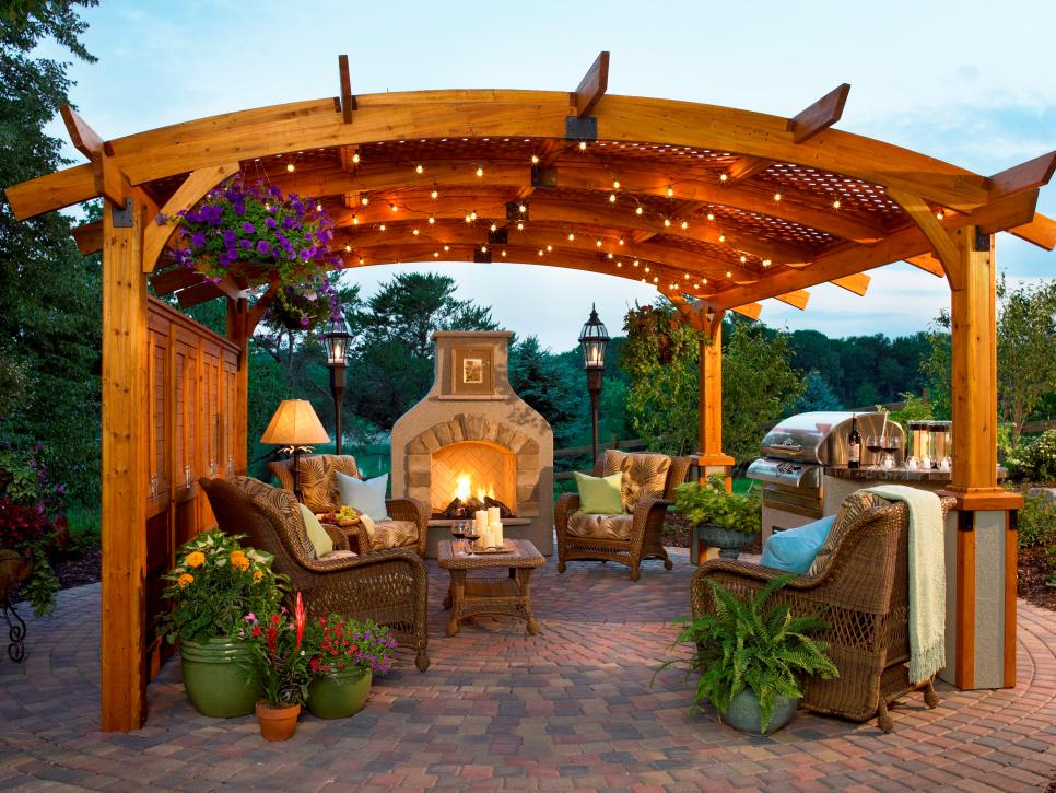gazebo and pergola designs