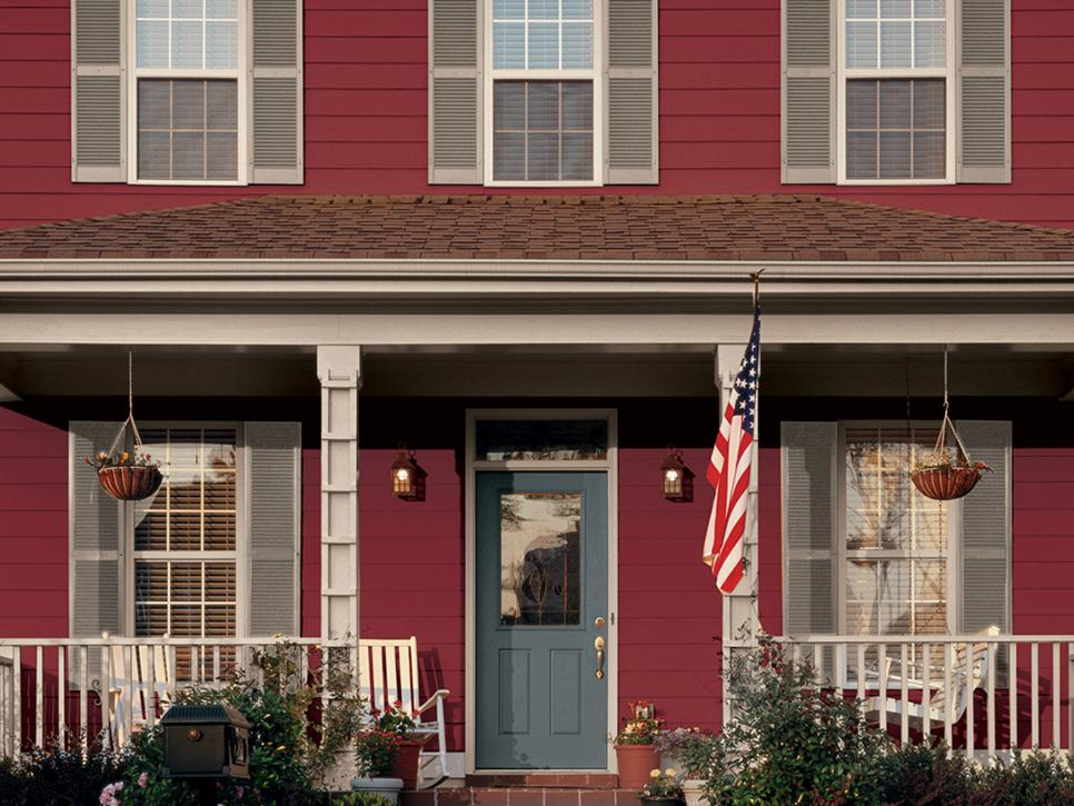 home exterior painting ideas
