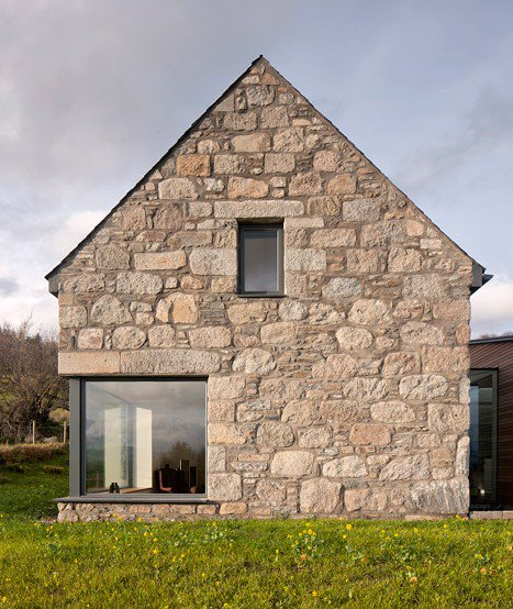 Scottish house design