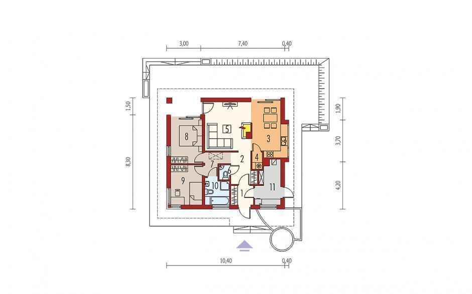 House plans under euros houz buzz for Floor plans under 150 000