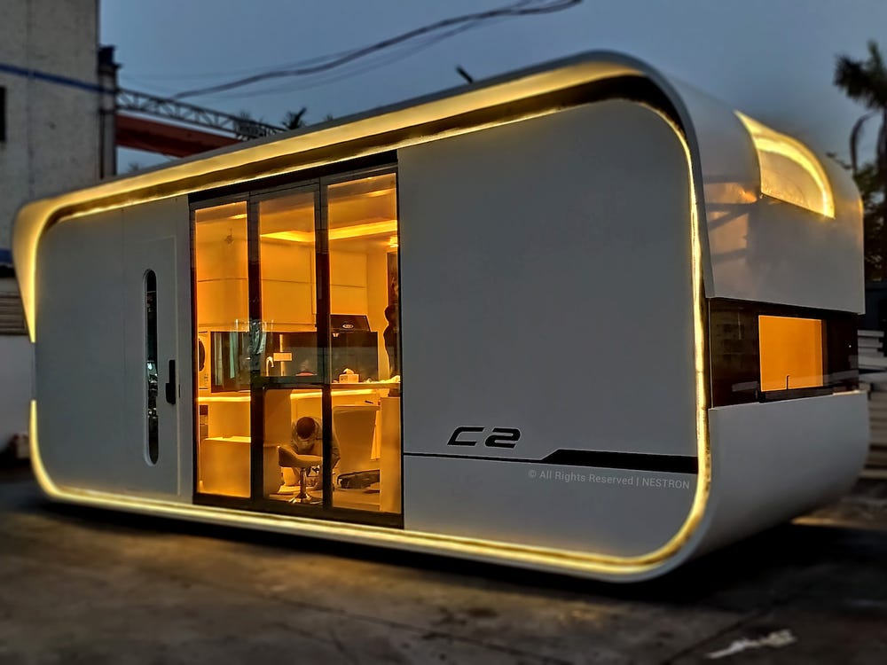 Casa Cube Two